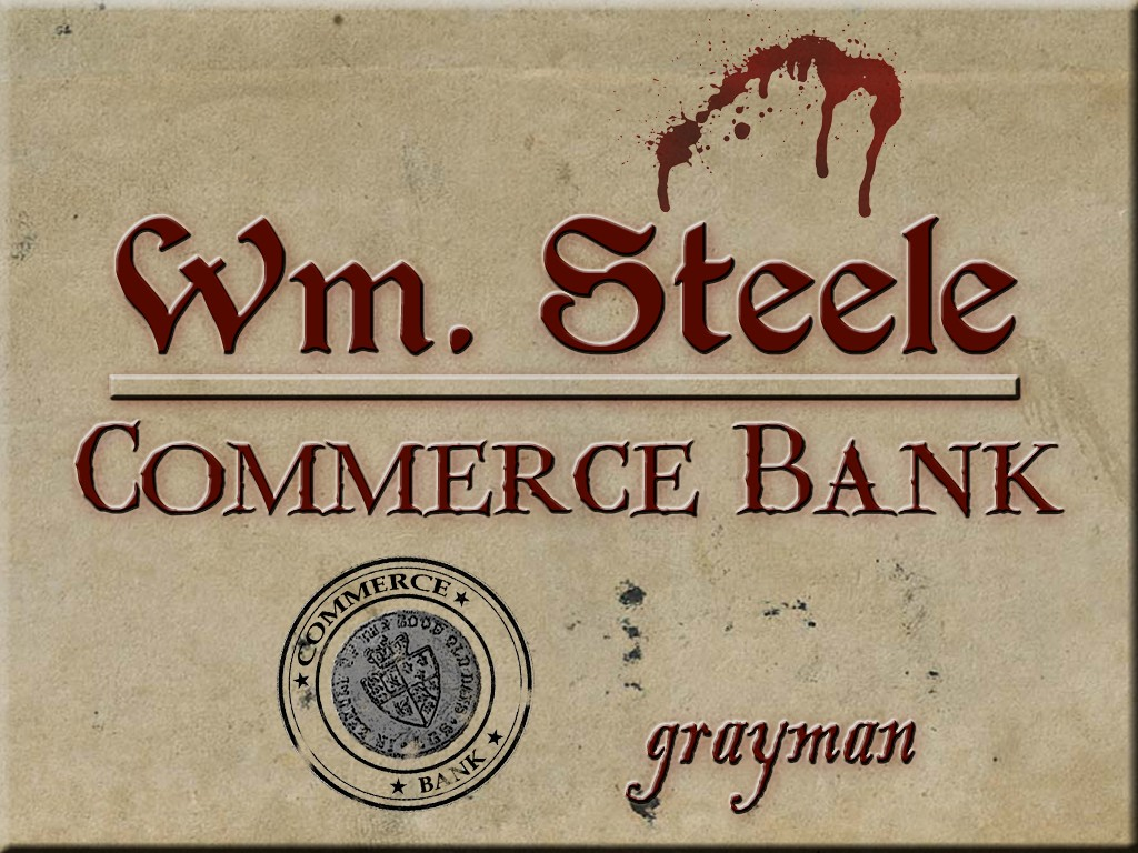 William Steele 5: Commerce Bank