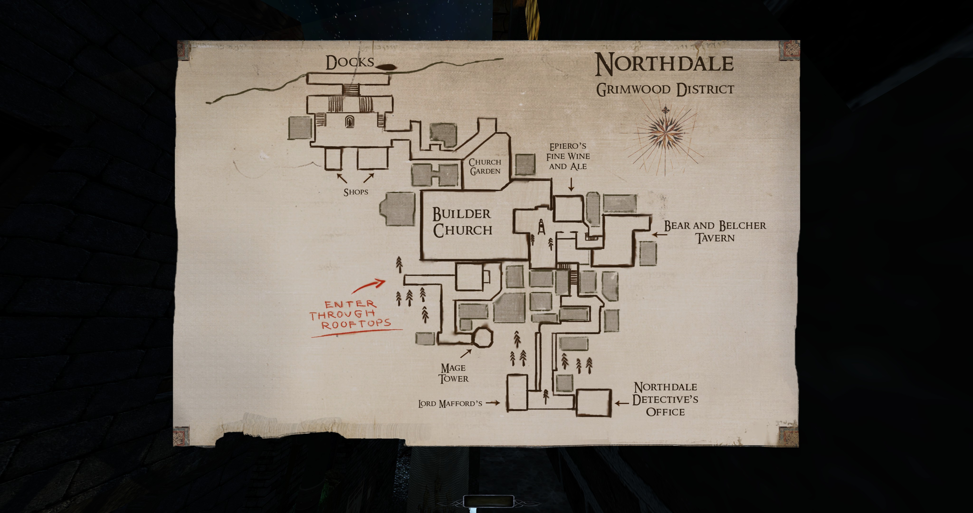 Shadows of Northdale Act 2